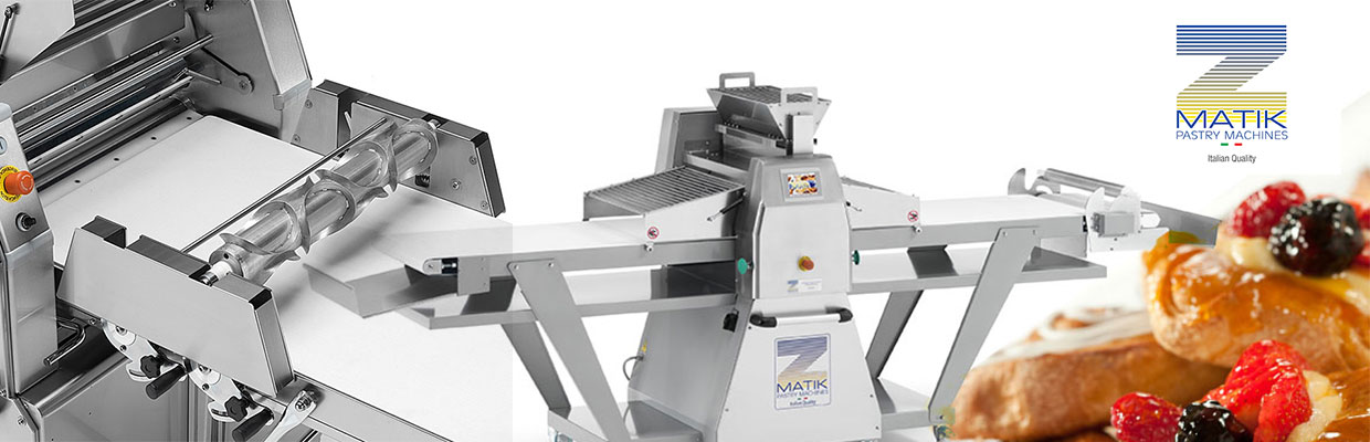 ZMATIC Pastry Machines